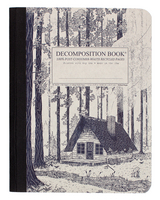 Michael Roger Redwood Creek Decomposition Book, Sewn, CR