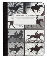 Michael Roger Giddyup! Decomposition Book, Sewn, CR