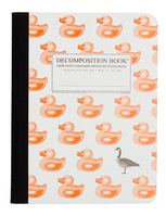 Michael Roger Duck Duck Goose Decomposition Book, 2Color, Sewn, CR
