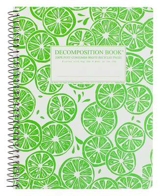 Michael Roger Limes Coilbound Decomposition Book, CR