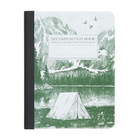 Mountain Lake Decomposition Book