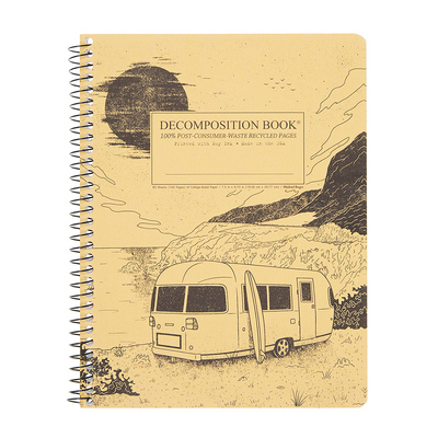 Big Sur Coilbound Decomposition Book