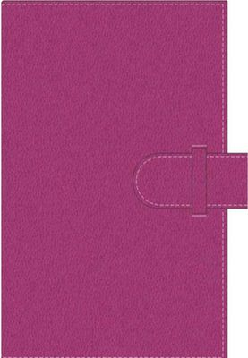 Pierre Belvedere Refillable Journal Fuschia