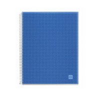 Miquel Rius Candy Code Notebook  4Subject Blue cover