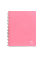 MR Salmon Notebook, Medium