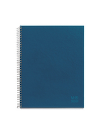 MR Lake Blue Notebook, Large