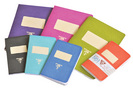 Clairefontaine 1951 staplebound notebooks in assorted covers.