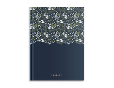 Large Notebook, Flower Rain (Exclusive)