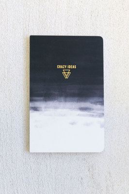 Denik Crazy Ideas Notebook