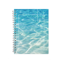 Pierre Belvedere BlueWater Midi Notebook (Exclusive)