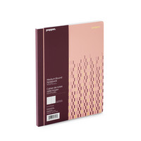Poppin Blush Gold Comp Notebook  (Exclusive)