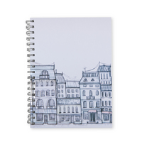 Pierre Belvedere  Large WireO Notebook 190pages (Exclusive)