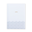 Pierre Belvedere  Large regular bound Notebook padded 190 pages (Exclusive)
