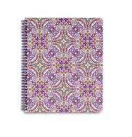Vera Bradley Large Notebook with Pocket Dream Tapestry