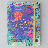 Natural Life Journals So The Adventure Begins