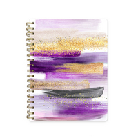 Pierre Belvedere  Brush PurpleGold Midi NB7x8