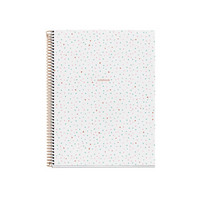 Miquel Rius Rose Gold Confetti 8.5x11 NB Large