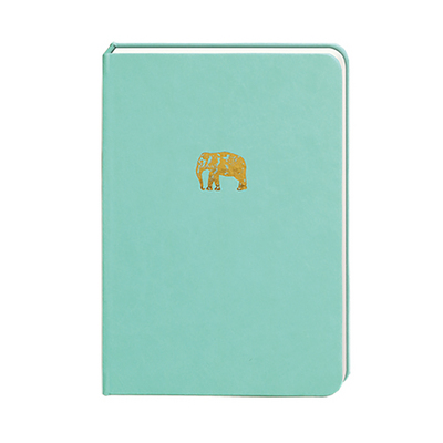 Portico Elephant Notebook