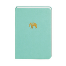 Mint Elephant Luxury Soft Cover Journal