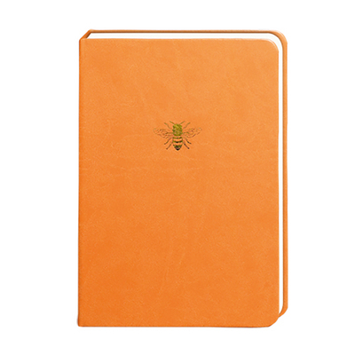 Tangerine Bee Luxury Soft Cover Journal