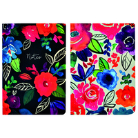 Set of 2 Floral Notebooks