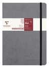 Exaclair Clairefontaine My Essential Paginated Notebook Gray