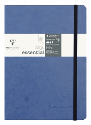 Clairefontaine My Essential Paginated Notebook