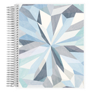 Erin Condren Kaleidoscope Notebook, Lined   7 x 9