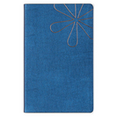 Erin Condren Blue Softbound Notebook, Lined   5 x 8