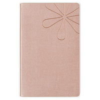Erin Condren Rose Gold Softbound Notebook, Dot Grid   5 x 8