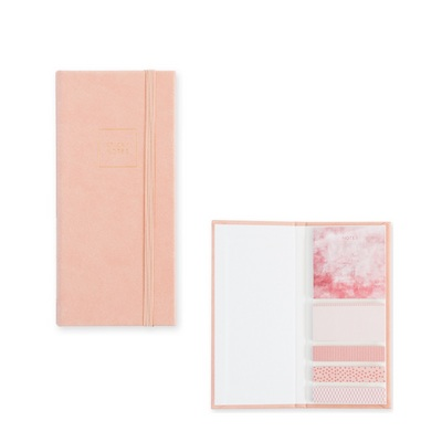 Pierre Belvedere Fashion Pink Postit note kit