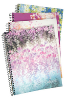 TOP FLIGHT PETALS 1 SUB NOTEBOOK