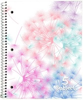 TOP FLIGHT PETALS 5 SUB NOTEBOOK