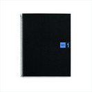 Miquel Rius Original Poly Blue Cover 1 Subject Notebook
