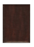 Pierre Belvedere Large Notebook Milano Cognac