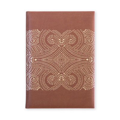 Pierre Belvedere Large regular PU bound Notebook (Exclusive)