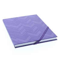 MacPhersons  ESSENTIAL PATTERN JOURNAL 6X8 VIOLET