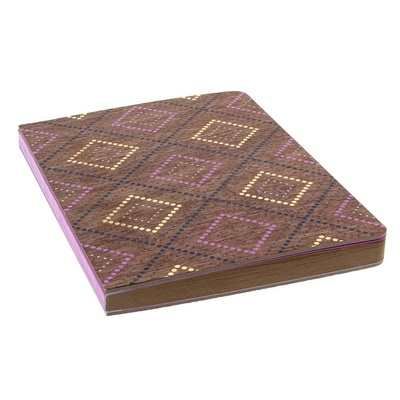 MacPhersons  LTD WOOD JOURNAL 6X8 AZALEA