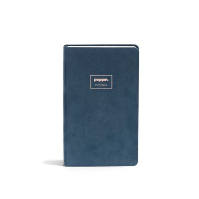 Poppin Storm Velvet Hard Cover Journal