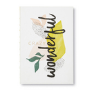 Crazy Wonderful by Compendium  A journal to enjoy the fun in every day.