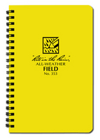Maxi Spiral Field Notebook
