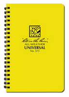 #373 Rite In The Rain Sprial Notebook  Universal Pattern