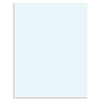 Ampad Graph Pad, 812 X 11, Graph Rule (5 X 5), 50 Sheets