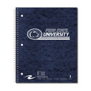 Penn State Nittany Lions Roaring Springs 1 Subject Imprinted Notebook
