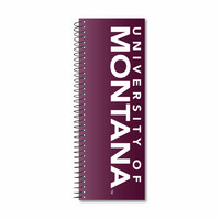 College Ruled Tall Tales Notebook with Ombre Cover i