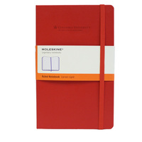 Moleskine Large Notebook with Debossed Wordmark, Ruled