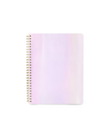 BANDO ROUGH DRAFT MINI NOTEBOOK, PEARLESCENT