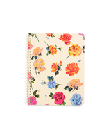 BANDO ROUGH DRAFT MINI NOTEBOOK, COMING UP ROSES