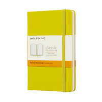 Moleskine Classic Notebook, XL, Ruled, Sapphire Blue, Hard Cover