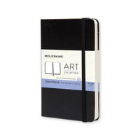 Moleskine Black Large Sketchbook
